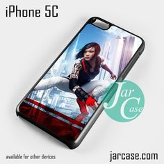 Mirrors edge catalyst game 1 Phone case for iPhone 5C and other iPhone devices