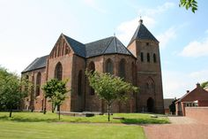 Jacobuskerk in Zeerijp