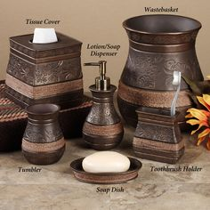 Mesita Southwest Bath Accessories Of Class