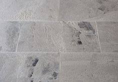 Anzer Grey Sandblasted and Brushed Marble | Floors of Stone