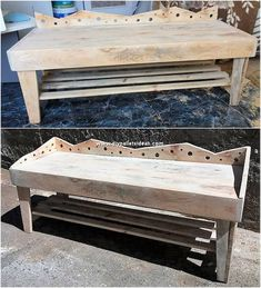 Helpful Tips to Make Things with Recycled Pallets: If you do consider a fact that furniture designs created with the wood pallet can bring upon with some luxurious costs, then. Pallet Lounge, Diy Pallet Sofa, Wood Pallet Furniture, Pallet Art, Diy Pallet Projects, Pallet Ideas, Pallet Benches, Wood Projects, Old Pallets