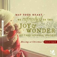May your heart be filled with the joy and wonder of Christmas!!! Bebe'CTBelle!!! Rejoice!!!