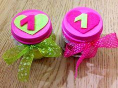 www.pinkspace.it: Bomboniere 1°compleanno