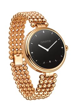 New smartwatches aimed at women are focusing on stylish pieces that add notification features rather than