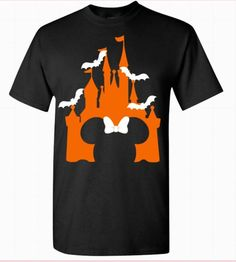 d7edd6c9 Disney Shirts, Halloween, Unisex, Minnie Mouse, Castle, Bats, Mickey's  Halloween Party, Matching, Family, Adults, Kids, Mickey's Party