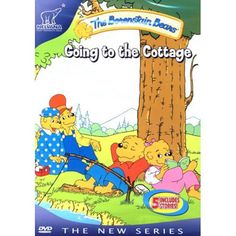 Berenstain Bears: Going to the Cottage  DVD for $24.95