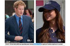 Príncipe Harry, 1 caso perdido? Apanhado aos bjos com ex Miss Edimburgo - Blue Bus