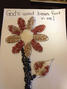 parable of the sower craft ideas seed mosaic craft for our plants unit parable of the 7868