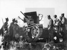 Spain - 1937. - GC - ZONA NACIONAL: FRENTE DE MADRID, sin fecha, hacia 1937-38…
