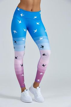 Sky Bird Legging