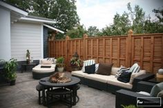 love this privacy fence