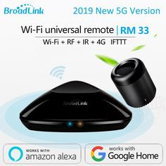 2019 Broadlink RM Pro+ Pro Automation Smart Home Intelligent Universal Remote Control For IOS Android - Consumer Electronics/Smart Electronics