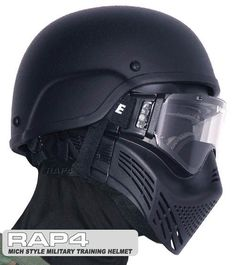 paintball mask - Pesquisa Google...has potential for alteration