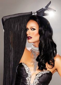 Raja Drag Queen | Condragulations to Raja! | BicoastalBitchin's Weblog