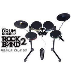 Drum Rocker - Bateria de alta qualidade para PS3, IED08. ION. R$999