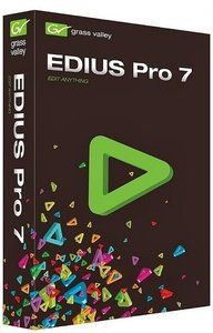 Grass Valley EDIUS Pro 7.50 Build 236 (x64) Full Download
