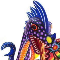 Alebrije Dragón de cresta