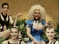 Kenny Everett as Cupid Stunt