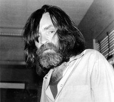 Charles Manson led the Manson Family in the late serving time after being found guilty of conspiracy in the murders of Sharon Tate and Leno and Rosemary LaBianca was carried out by members of his commune. Charles Manson, Sharon Tate, Beatles Songs, The Beatles, American Horror Story Seasons, Marilyn Manson, Serial Killers, Latest Video, The Secret