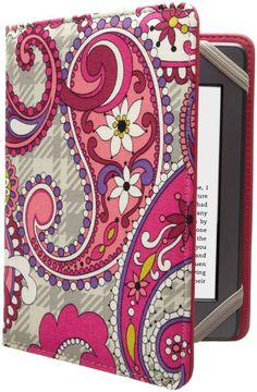Vera Bradley Paisley Cover for Kindle, Kindle Paperwhite, and Kindle Touch