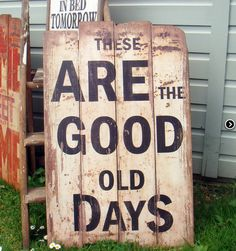 Vintage Signs humorous vintage signs and funny retro signs, vintage calendars, retro and vintage accessories