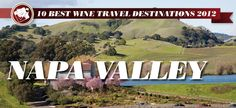 Wine Enthusiast recommendations for Napa Valley