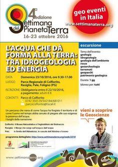 Viaggi: #PR #Colfiorito - #4 edizione della settimana del Pianeta Terra (link: http://ift.tt/2cIeIKq )