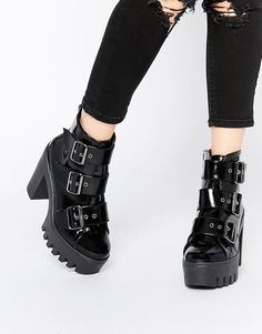 Image 1 of ASOS ERIKA Ankle Boots