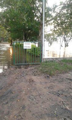 Inundaciones en Corrientes
