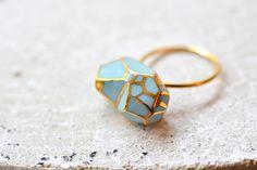 C'est magnifique: Brand New Jewelry from Goutte de Terre