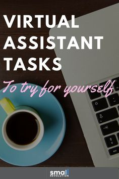 Check out these 3 different examples of Virtual Assistant tasks that you can try for yourself to help you get an idea of what Virtual Assistants do. Work From Home Business, Work From Home Tips, Make Money From Home, Make Money Online, How To Make Money, How To Become, Virtual Jobs, Virtual Assistant Services, Non Profit Jobs