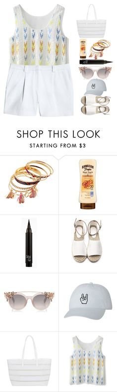 """""""Untitled #1701"""" by anarita11 ❤ liked on Polyvore featuring BUCO, Chicwish and Canvas by Lands' End"""