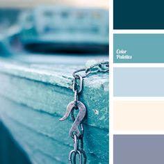 blue and gray, blue and turquoise, blue and yellow, dark turquoise, dark turquoise color, design palettes, gray and turquoise, gray and yellow, pale yellow, shades of turquoise, soft palette, turquoise and blue,