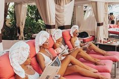 Babes, time to tune yourself to the weekend frequency🧖♀️🥂 Tag your girl squad you would like to spend some girl time with 💕 Image Collection, Lip Plumping Balm, Girls Time, Team Bride, Successful Women, Some Girls, Cabernet Sauvignon, Your Girl, Nature