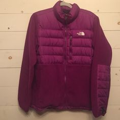 North face jacket Great condition only wore a couple of times. SUPER warm, very soft  North Face Jackets & Coats Puffers
