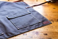 Classic Shop Aprons — Texas Heritage Woodworks