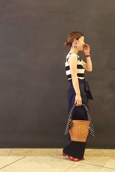 この夏買ってよかった!Staff Favorite Items~ツイルリボンパンツ&ラップスカート編~ | IENA 公式ブログ