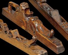 LARGE PLANE, France, 19th c. Hardwood  - by Koller Auctions