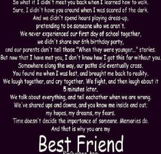 Best Friend Quotes That Make You Cry And Laugh For Girls Google