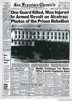 machine gun alcatraz prison