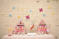 pearls & pinwheels by The City Cradle: i must throw or attend a party like this before i die