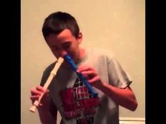 One of my friends showed me this video of him playing the John Cena song with two recorders. In his nose. Emo Video, Vine Compilation, Funny Vid, Friends Show, John Cena, Really Funny Memes, Flute, Kids Playing, Vines