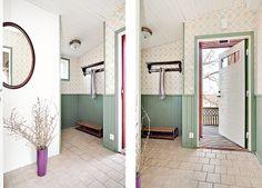 Scandinavian/Nordic hallway