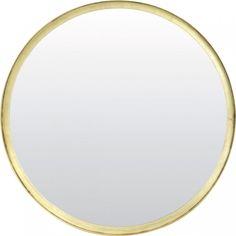 Gouden spiegel Sofia: goudkleurige spiegel in 40cm, 50cm of 60cm diameter | gouden spiegel, ronde spiegel goud, gouden ronde spiegel, ronde spiegels goud, spiegel ovaal, ovale lange spiegel, slaapkamer spiegel, spiegel ovaal hal, spiegel goud hal, spiegel badkamer, trendhopper spiegel, spiegel goud, goude spiegel, woonkamer, woonaccessoires, woondecoratie goud, interieurtrends, interieur goud