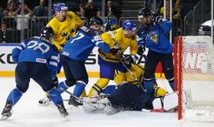 IIHF World Championships: Sweden faces Canada in the final