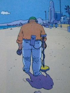 The Gold Digger, Moebius, Made in L.A.