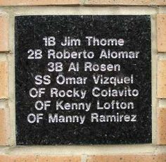 The Cleveland Indians were so fun to watch when this team was together.