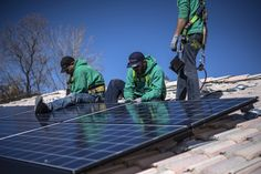Solar developers installed a record 14.6 gigawatts in the U.S. last year, almost double the total from 2015 and enough to make photovoltaic panels the largest source of new electric capacity for the first time.