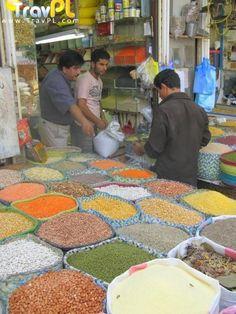 Spice market, Alalawi souk, Saudi Arabia