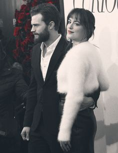 """Damie at """"FSOG"""" Premiere at Berlin, 11th February 2015"""
